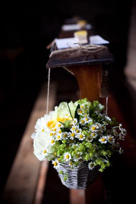 Matrimonio Country Chic Settembre : Fiori di campo foto moda nozze
