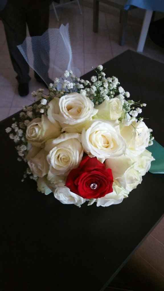 I vostri bouquet? :-) - 1