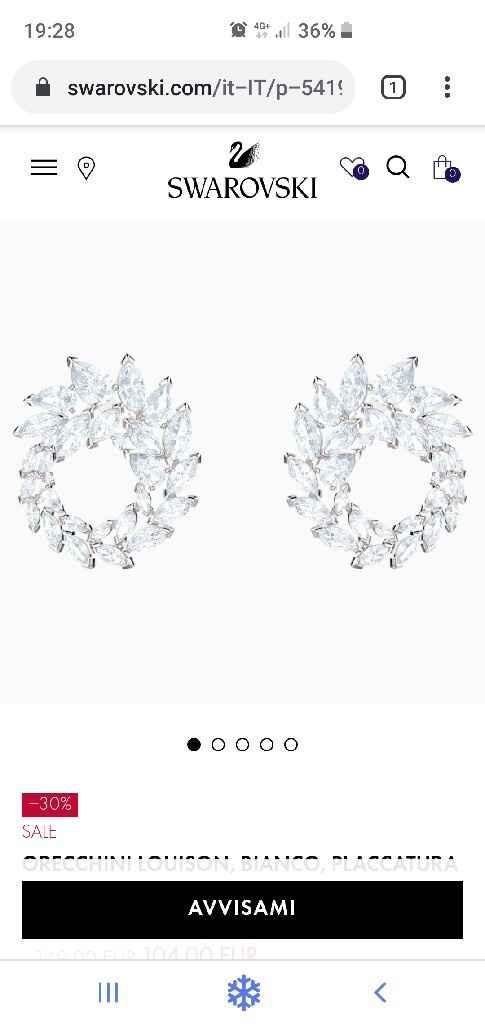 Quali orecchini vi piacciono? - 1