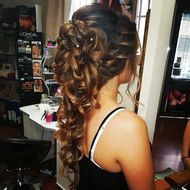 Ti farai crescere i capelli per il giorno delle nozze o li taglierai ? - 2
