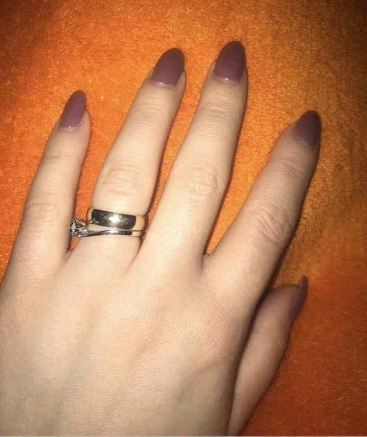 Fede e anello di fidanzamento, via con le foto! - 1