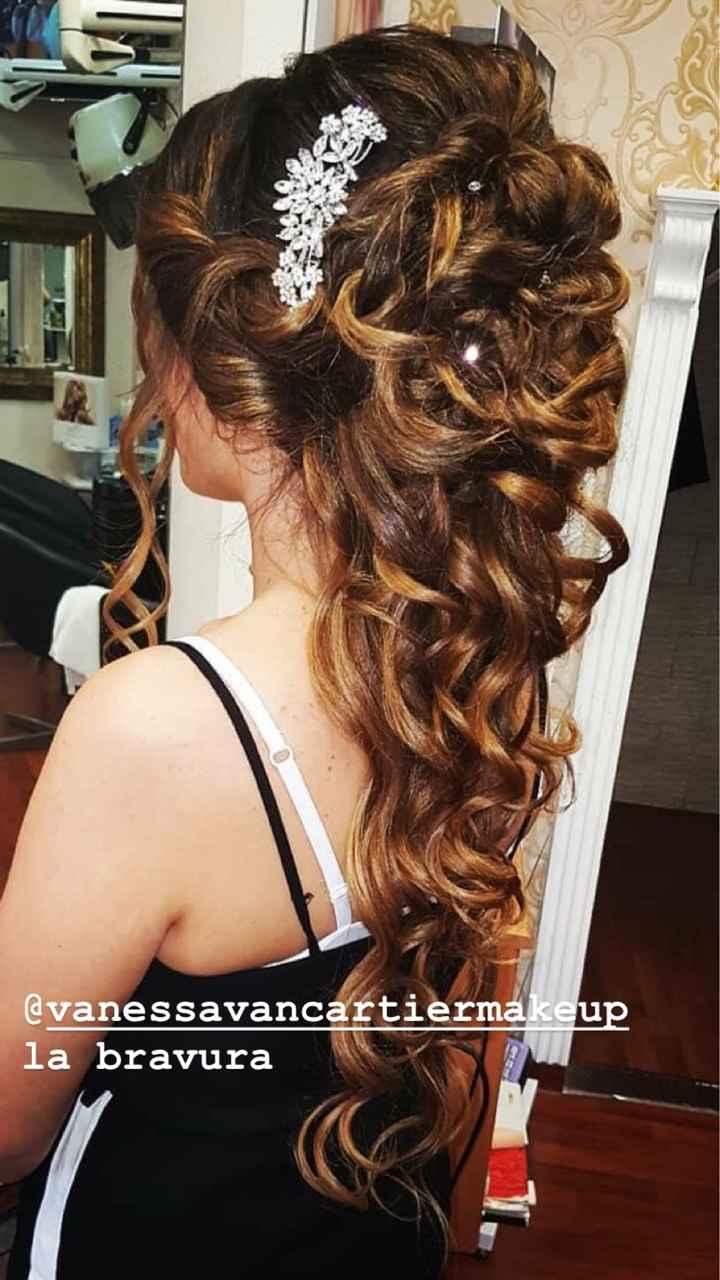 Ti farai crescere i capelli per il giorno delle nozze o li taglierai ? - 1