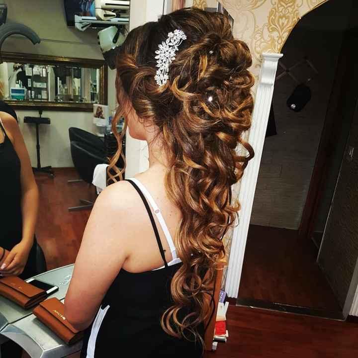 Ti farai crescere i capelli per il giorno delle nozze o li taglierai ? - 3