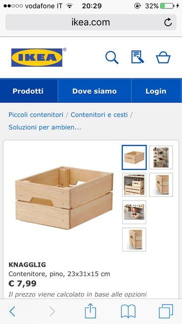 Cassette di legno centrotavola fai da te forum for Ikea cassette legno
