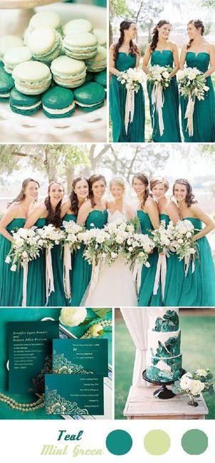 Il colore del matrimonio! 3