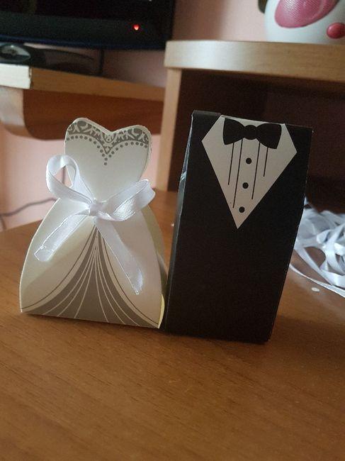Segnaposto matrimonio - 1