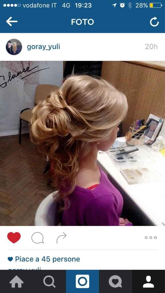 Acconciatura capelli lunghi... aiuto ragazze - 1