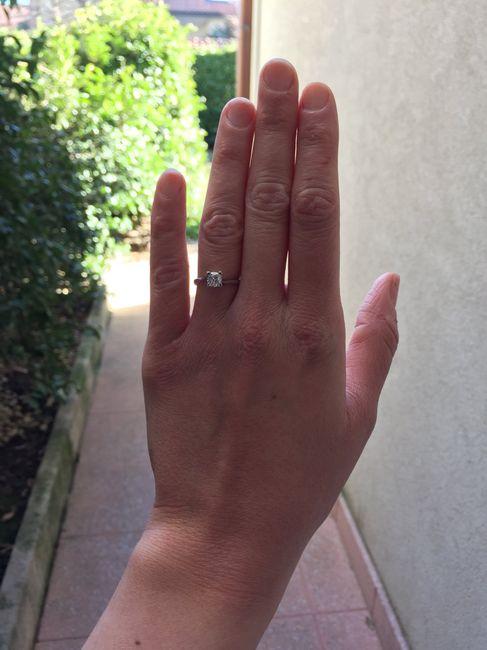Anello di fidanzamento 9