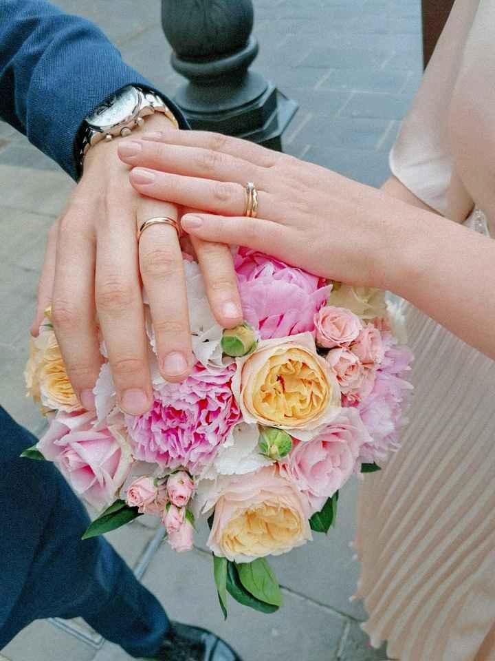 Sposi che sono convolati a nozze durante il Covid-19: lasciate qui i vostri consigli! 👇 16
