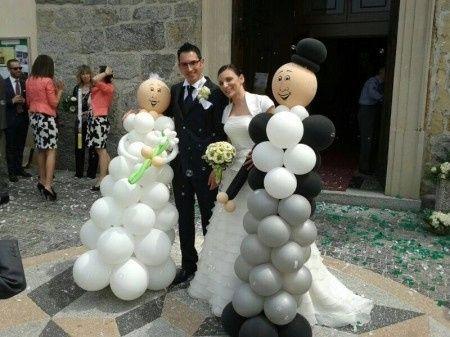 Eccomi da neo-sposa! - 2