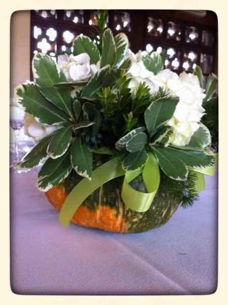 Allestimenti matrimonio verde mela - 5