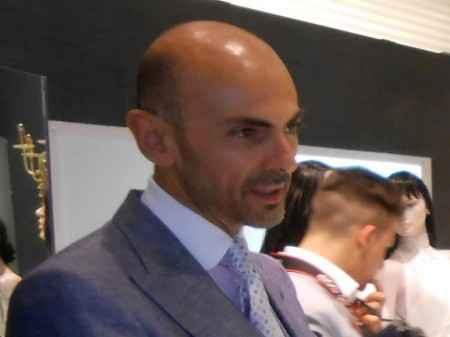 Con Enzo Miccio