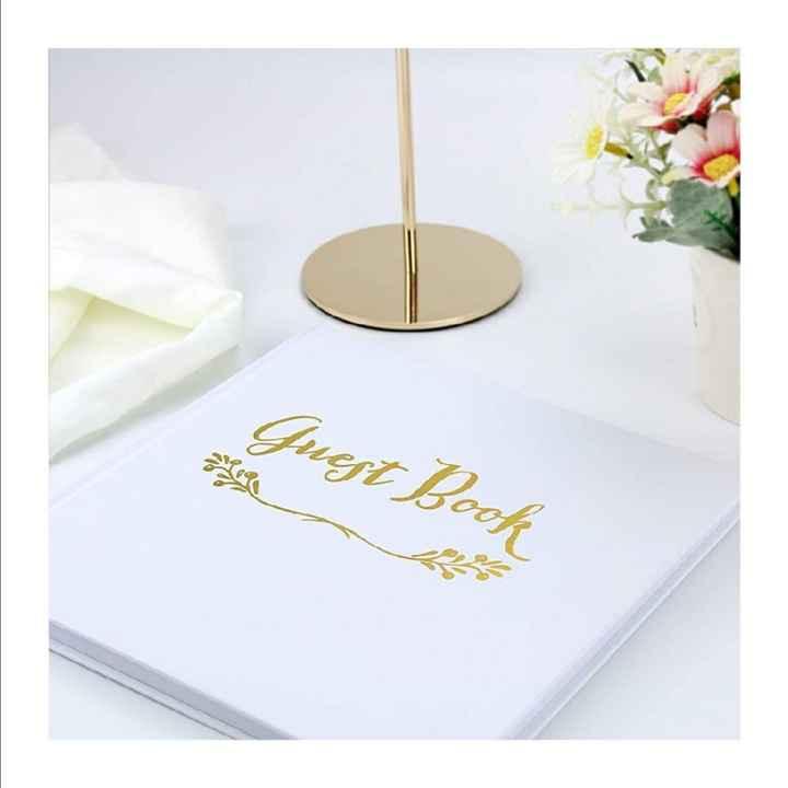 Guestbook personalizzato - 1
