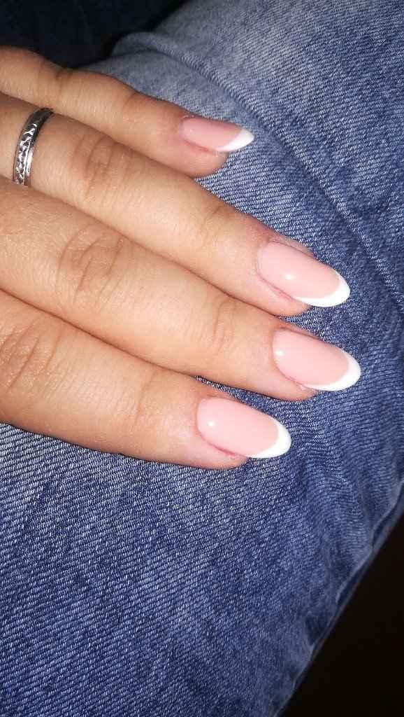 Le mie unghiette 💅 - 1