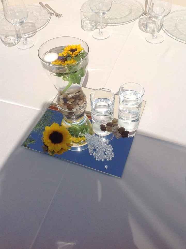 composizione per tavoli