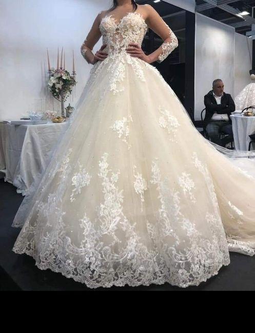 Abiti da sposa 1