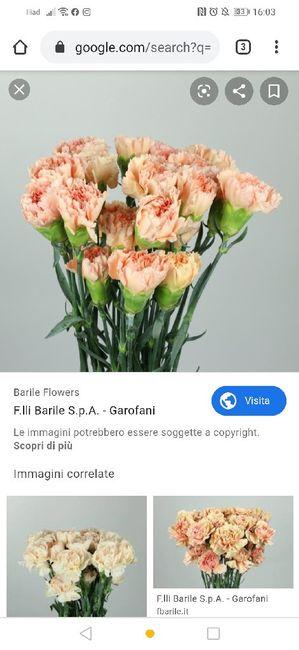 Garofani: fiori da matrimonio o da cimitero? 14