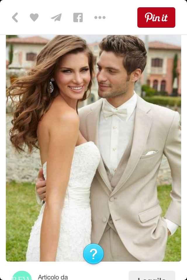 Lo sposo chiaro! - 1