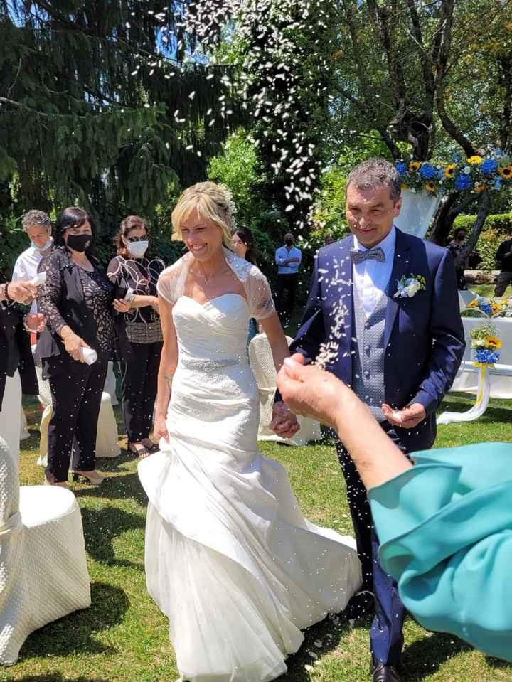 Sonia e Giuseppe sposi 26 giugno 2021 ❤️ - 1