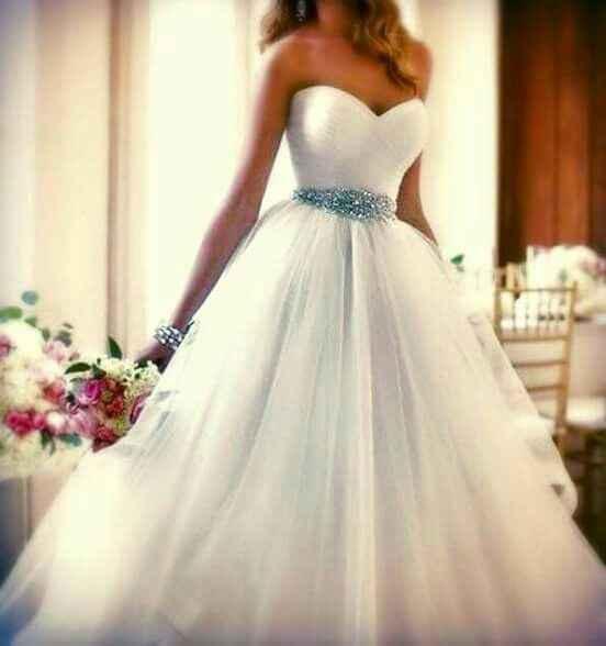 Abito da sposa ideale - 1
