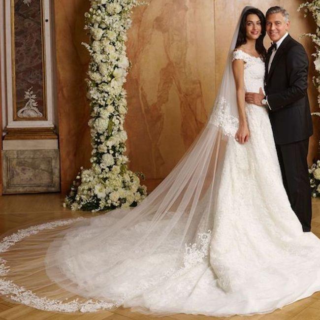 Top 5 degli abiti da sposa più costosi 👰 3