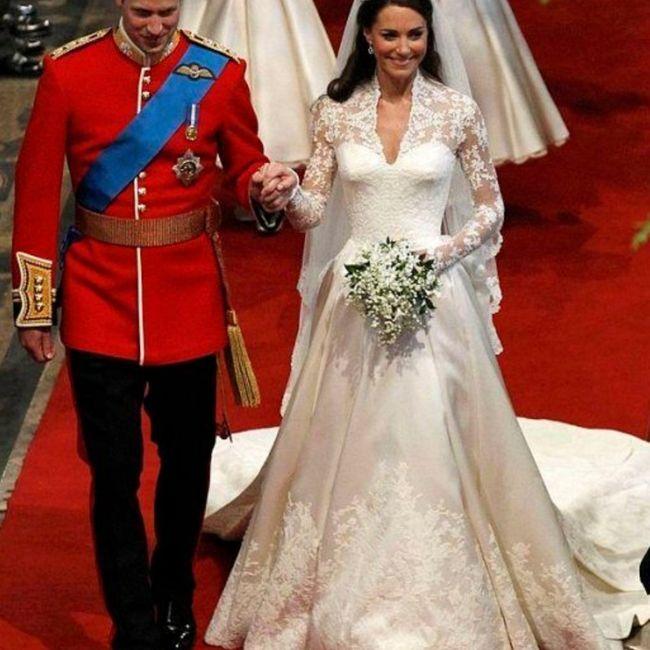 Top 5 degli abiti da sposa più costosi 👰 4