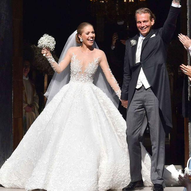 Top 5 degli abiti da sposa più costosi 👰 6