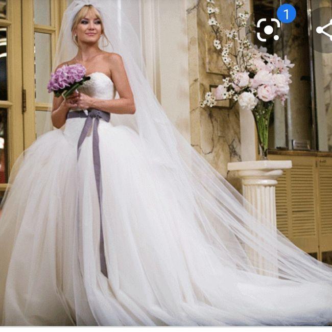 Abiti da sposa nei film 🎞️🎥👰🤵 9