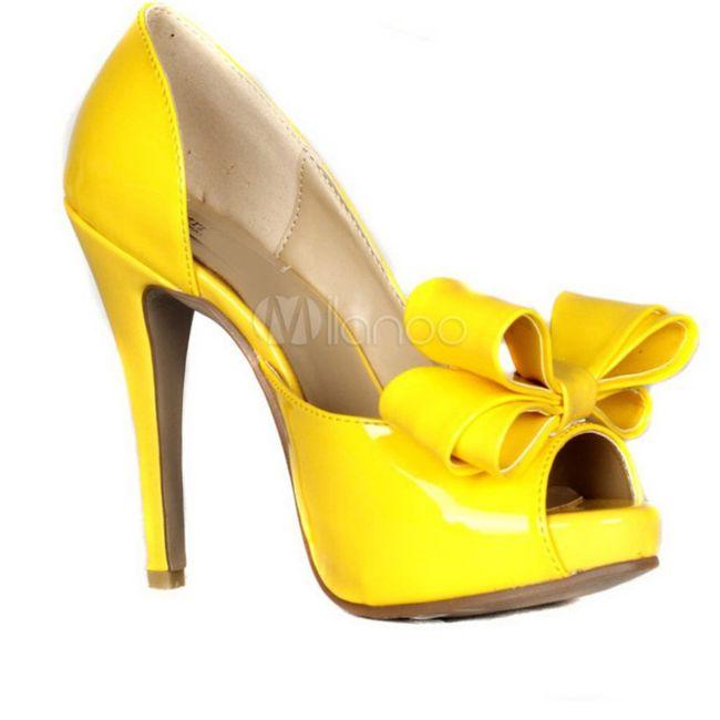 Scarpe gialle... Aiuto! 4