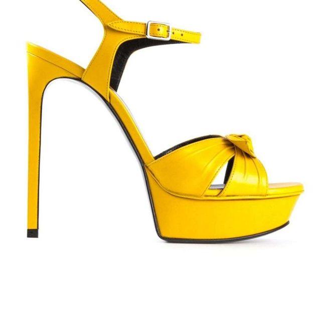 Scarpe gialle... Aiuto! 5