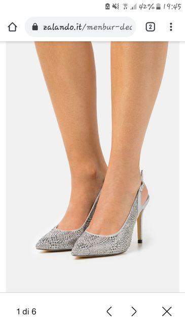 Sandali argento: sì o no? 6