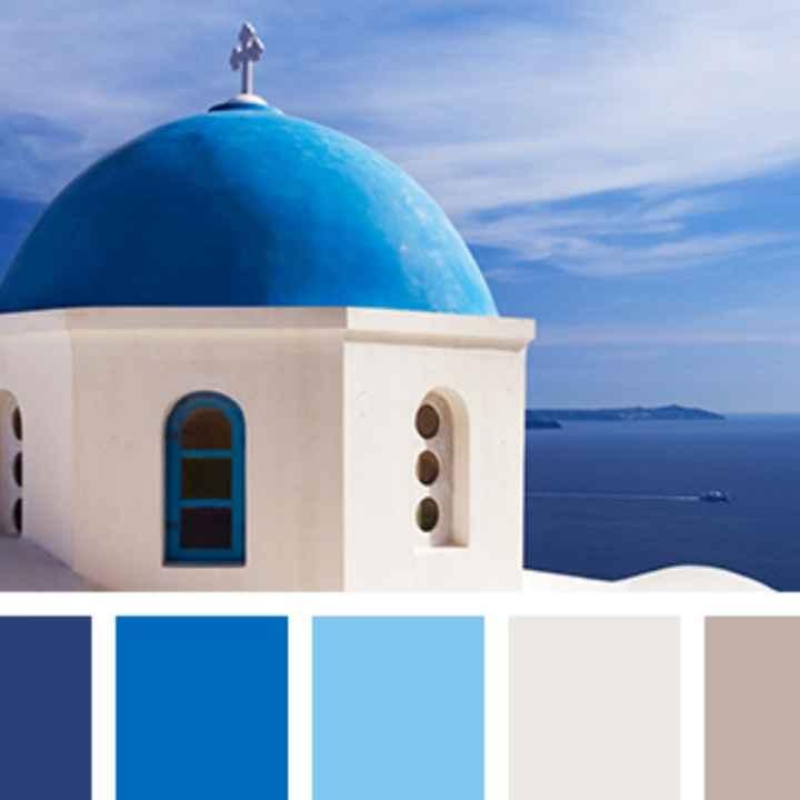 Palette di colori - 1