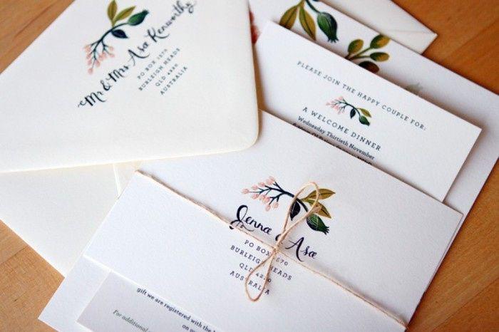 Che tipo di carta sceglieresti per le tue partecipazioni di nozze? ✉ 2