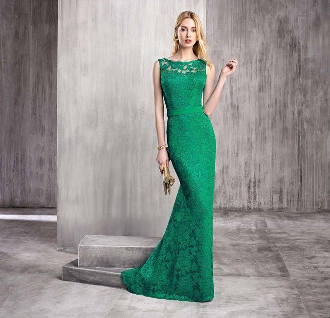2b5e195f30ed Abito damigelle per nozze color verde 💚 - Moda nozze - Forum ...