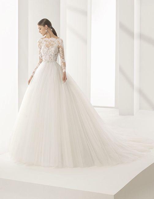 f2c220b2cfdb Dimmi in che mese... l abito da sposa 👰 - Moda nozze - Forum ...