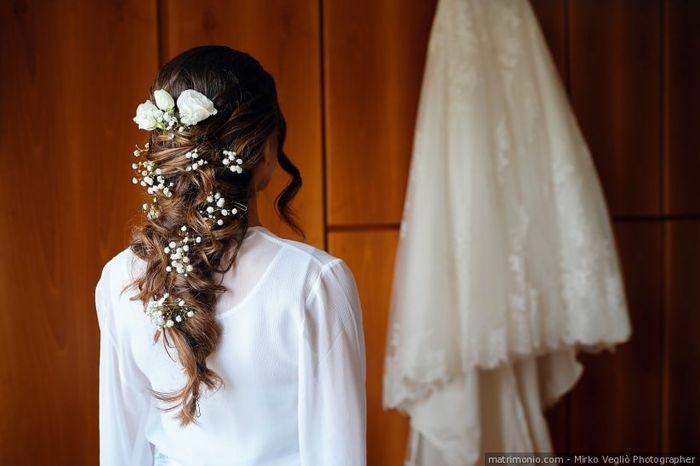 ¿Qué peinado vas a llevar el día de la boda? 1