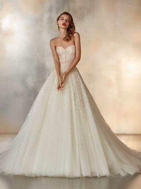 Diresti Sì a questo abito da sposa? 1
