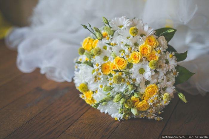 Game of wedding - I fiori del bouquet 2