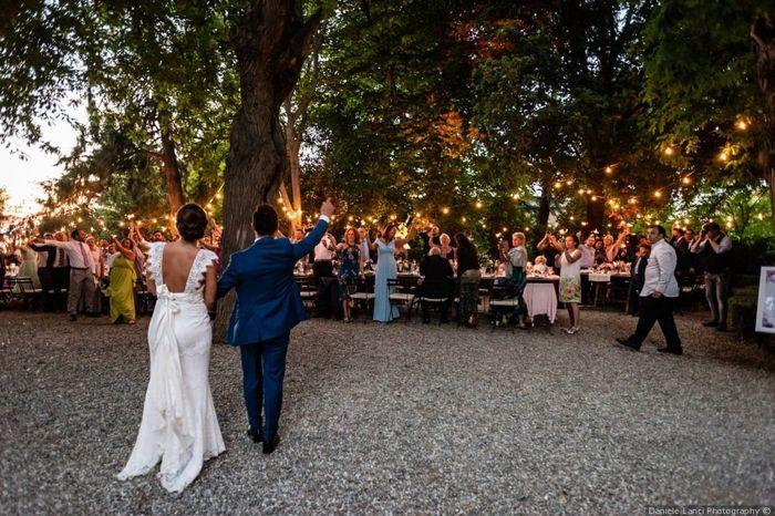 Qual è lo stile che caratterizza le tue nozze? 1