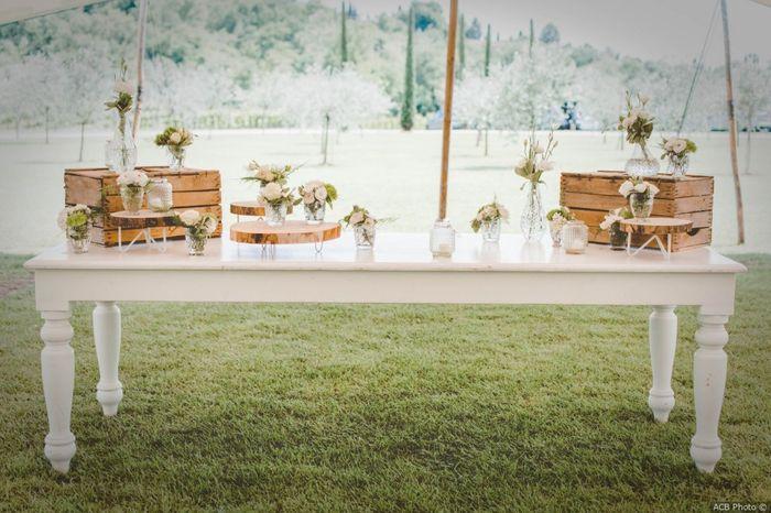 Qual è lo stile che caratterizza le tue nozze? 2