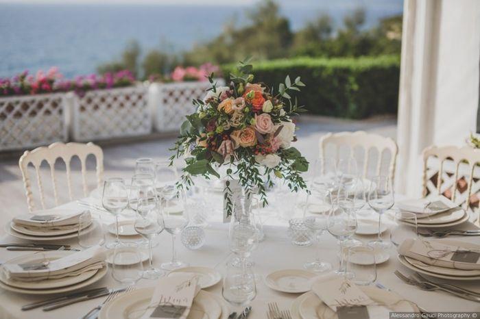 Qual è lo stile che caratterizza le tue nozze? 3