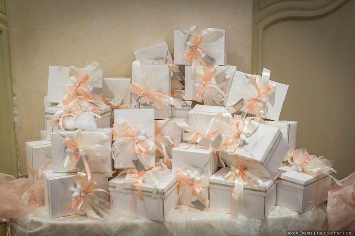 Come scegliere le bomboniere di nozze - Il Test 1