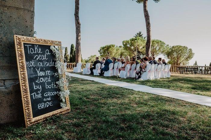 A che ora si celebrerà il tuo matrimonio 1