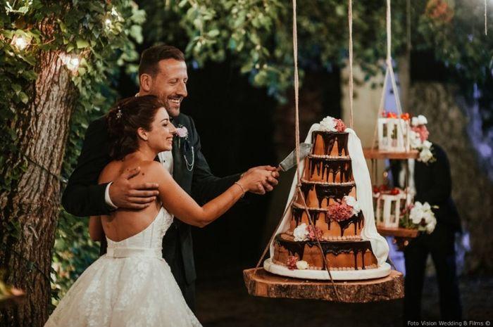 Quale torta nuziale non sceglieresti mai? 2