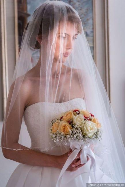 Scegli lo stile degli accessori del tuo abito da sposa! 3