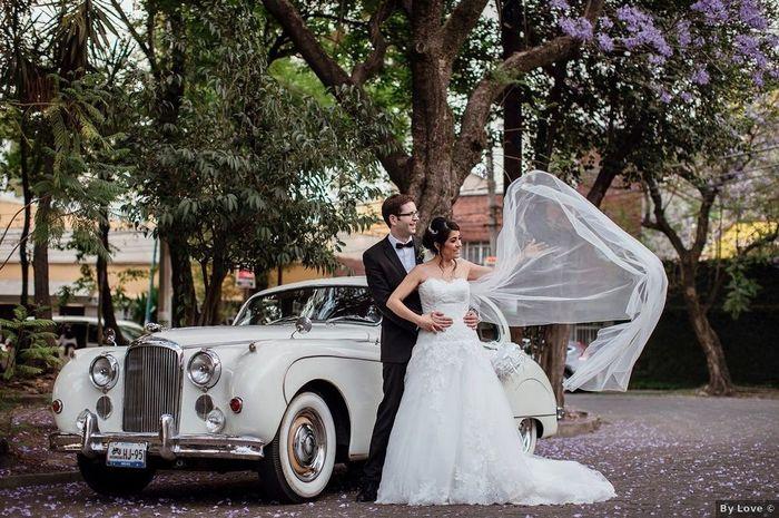Destination wedding: l'auto 2