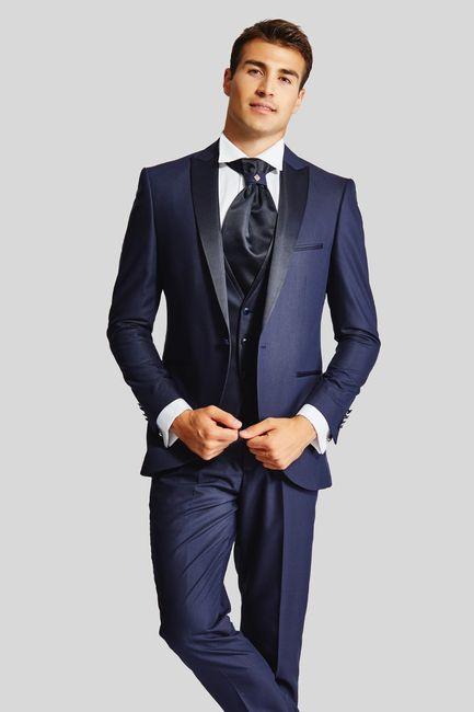 Look sposo: l'abito 1