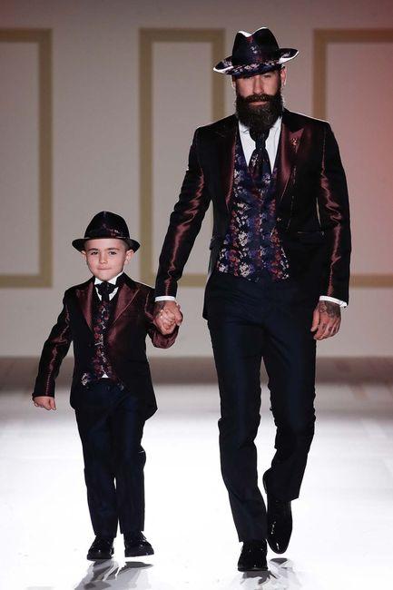 Look sposo: l'abito 2