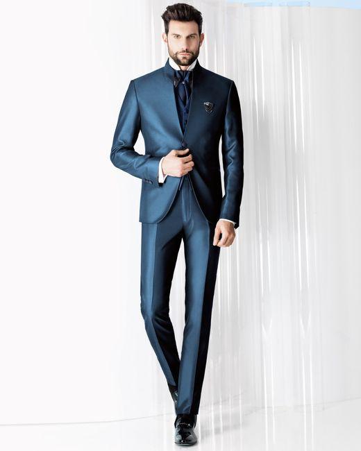 Look sposo: l'abito 4