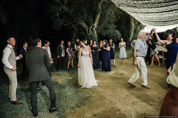 Il miglior RW: il ballo degli sposi 4